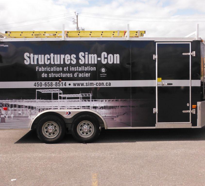 Structures Sim-Con