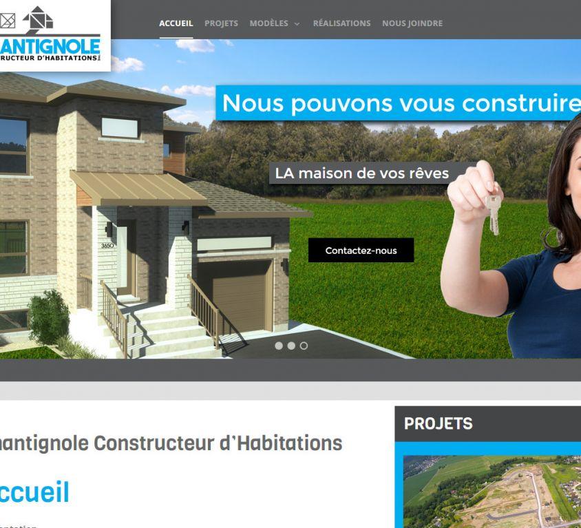 Chantignole Constructeur d'habitation
