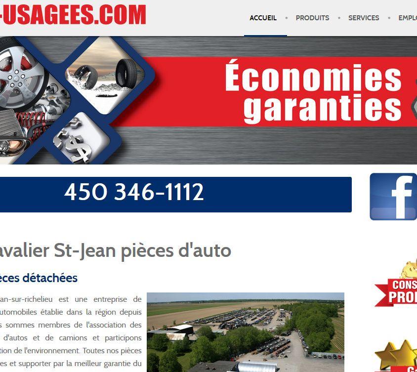 LKQ Lecavalier St-Jean pièces d'auto