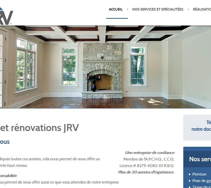 Peinture et rénovation JRV