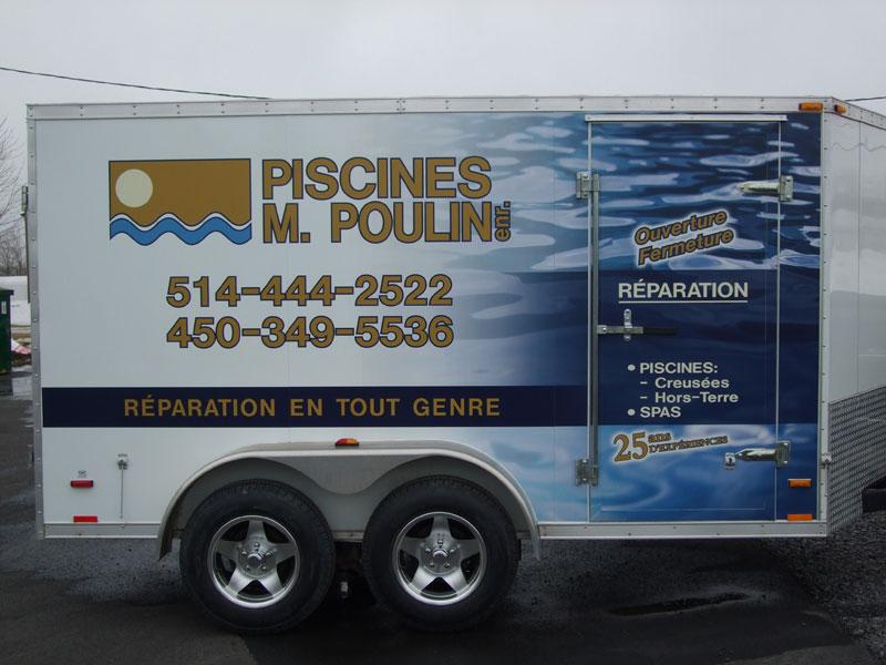 Piscine Poulin