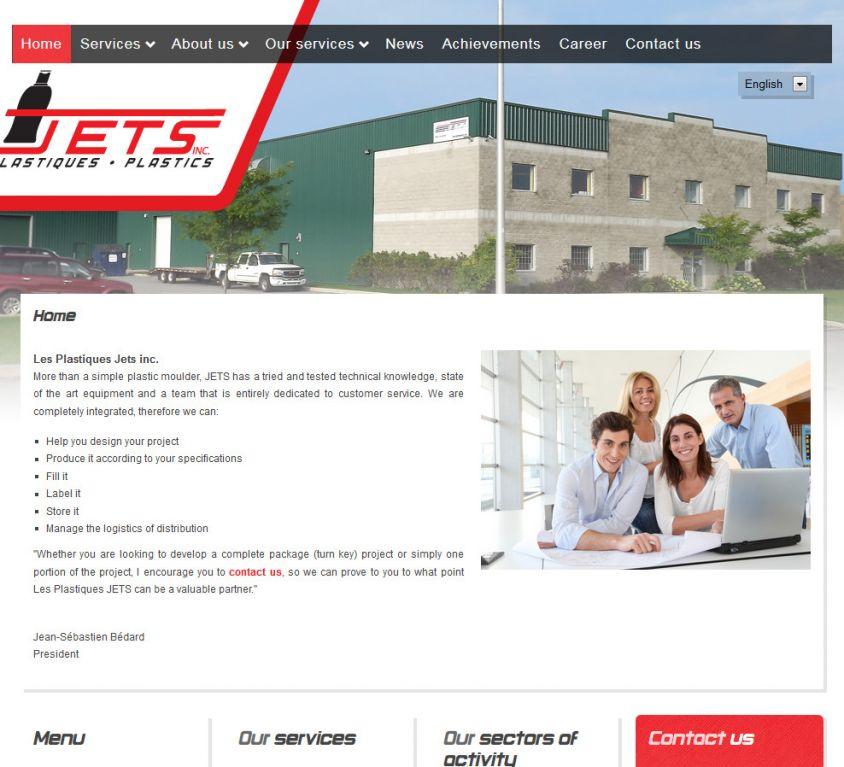 Plastique Jets Inc.