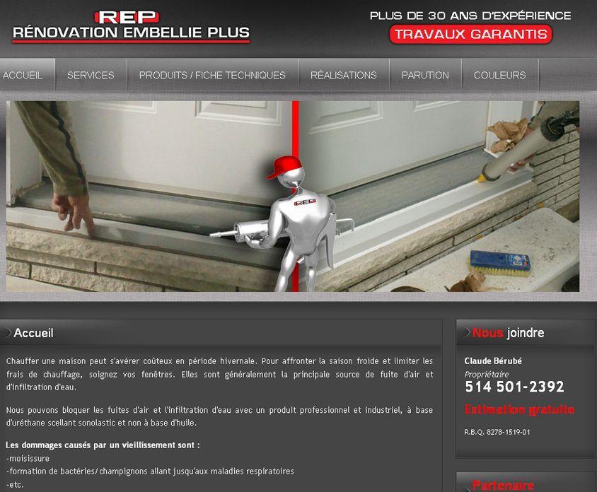 Rénovation Embellie Plus