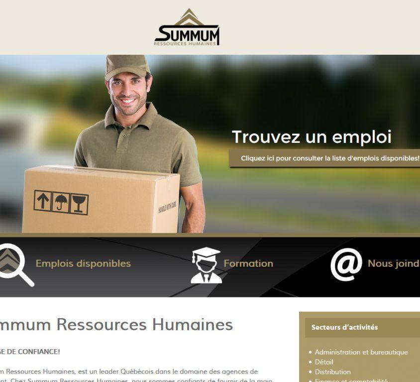 Summum Ressources Humaines