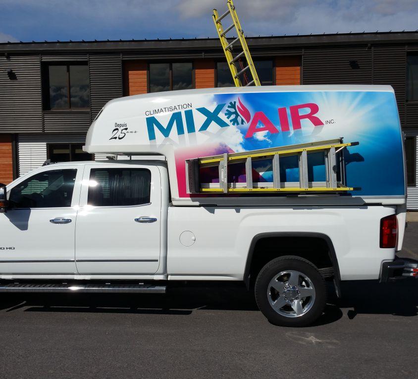 Climatisation Mixair